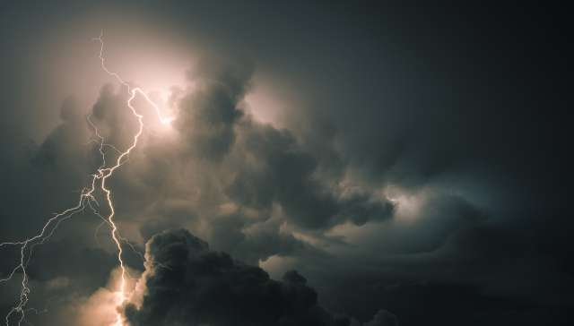 How staying united to God's will can protect us from any storm
