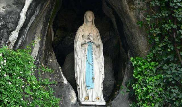 The Blessed Virgin Mary — Our Lady of Lourdes (THURSDAY, FEBRUARY 11)