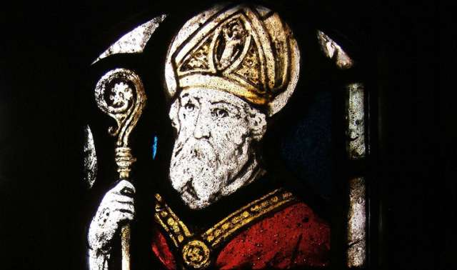 Saint of the Day: St. Polycarp (TUESDAY, FEBRUARY 23)