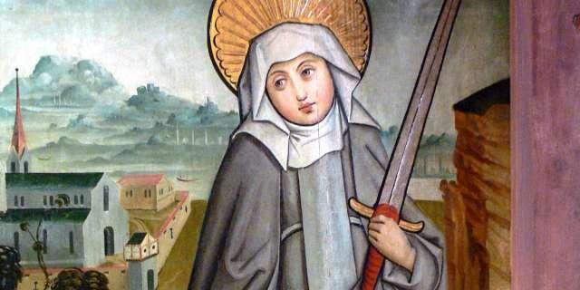 Saint of the Day: St. Juliana of Nicomedia (TUESDAY, FEBRUARY 16)