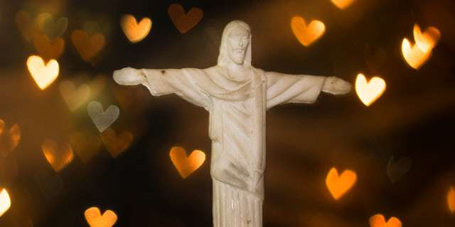 Make room for Jesus' love in your heart with this prayer