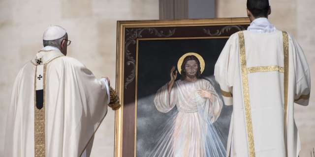 Pope marks 90 years since Jesus revealed Divine Mercy message to Faustina