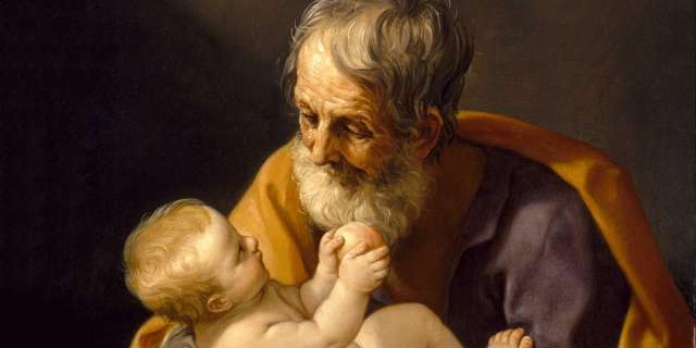 An image of St. Joseph that melted the heart of St. Francis de Sales