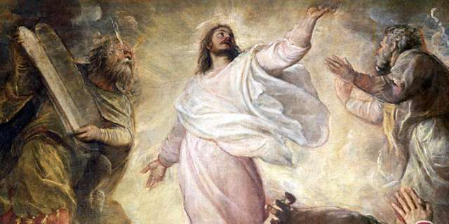 5 Theological truths to see in the Transfigured Christ