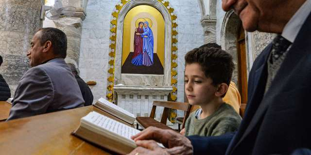 5 things to know about the Christians of Iraq