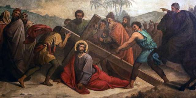 """How the """"Seven Falls of Christ"""" devotion helped develop the Stations of the Cross"""