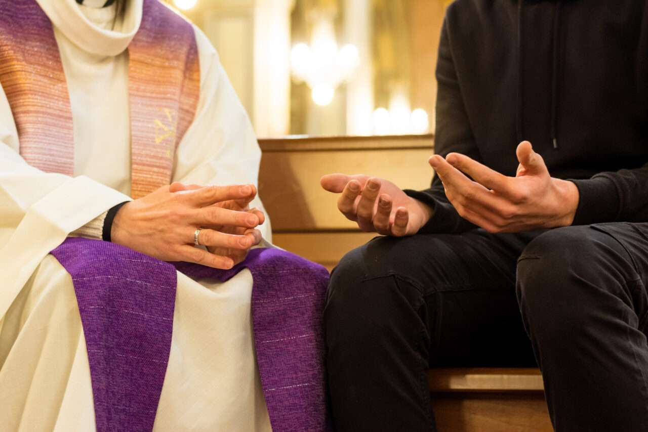 These are a list of sins most priests cannot absolve in 2021