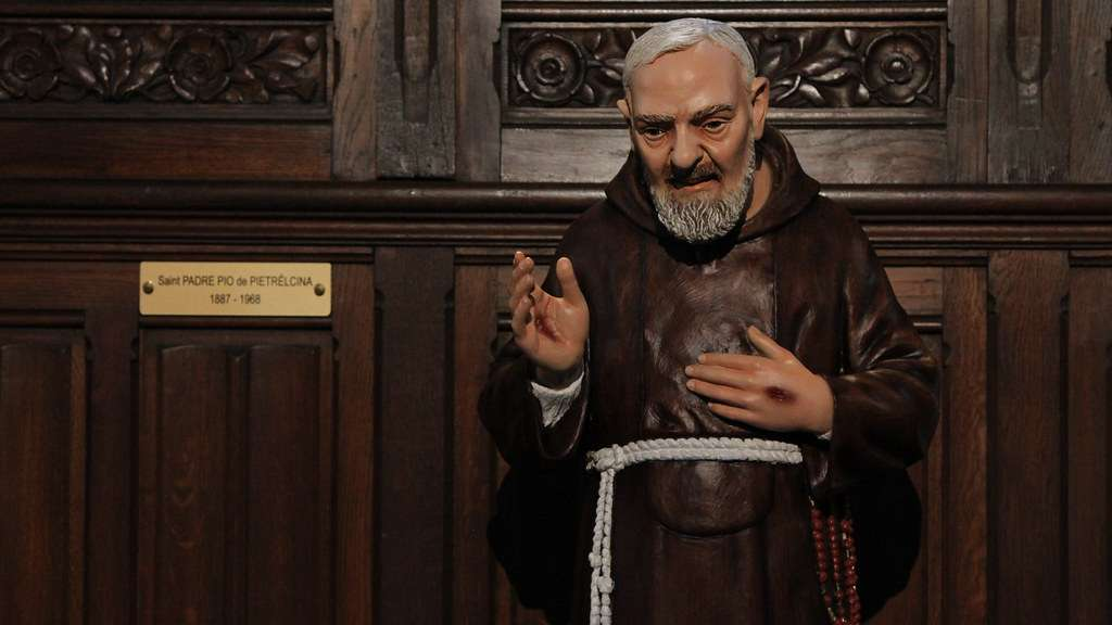 Did you know Padre Pio 'flew up' to stop Allied forces from bombing his monastery during WWII