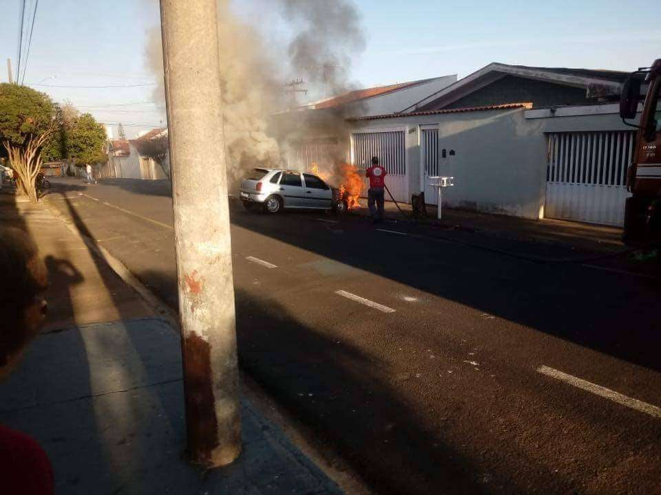 Eucharistic Pyx and Rosary Remain Untouched in Terrible Car Fire