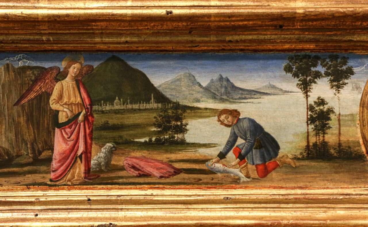 Prayer to Saint Raphael, Angel of Happy Meetings
