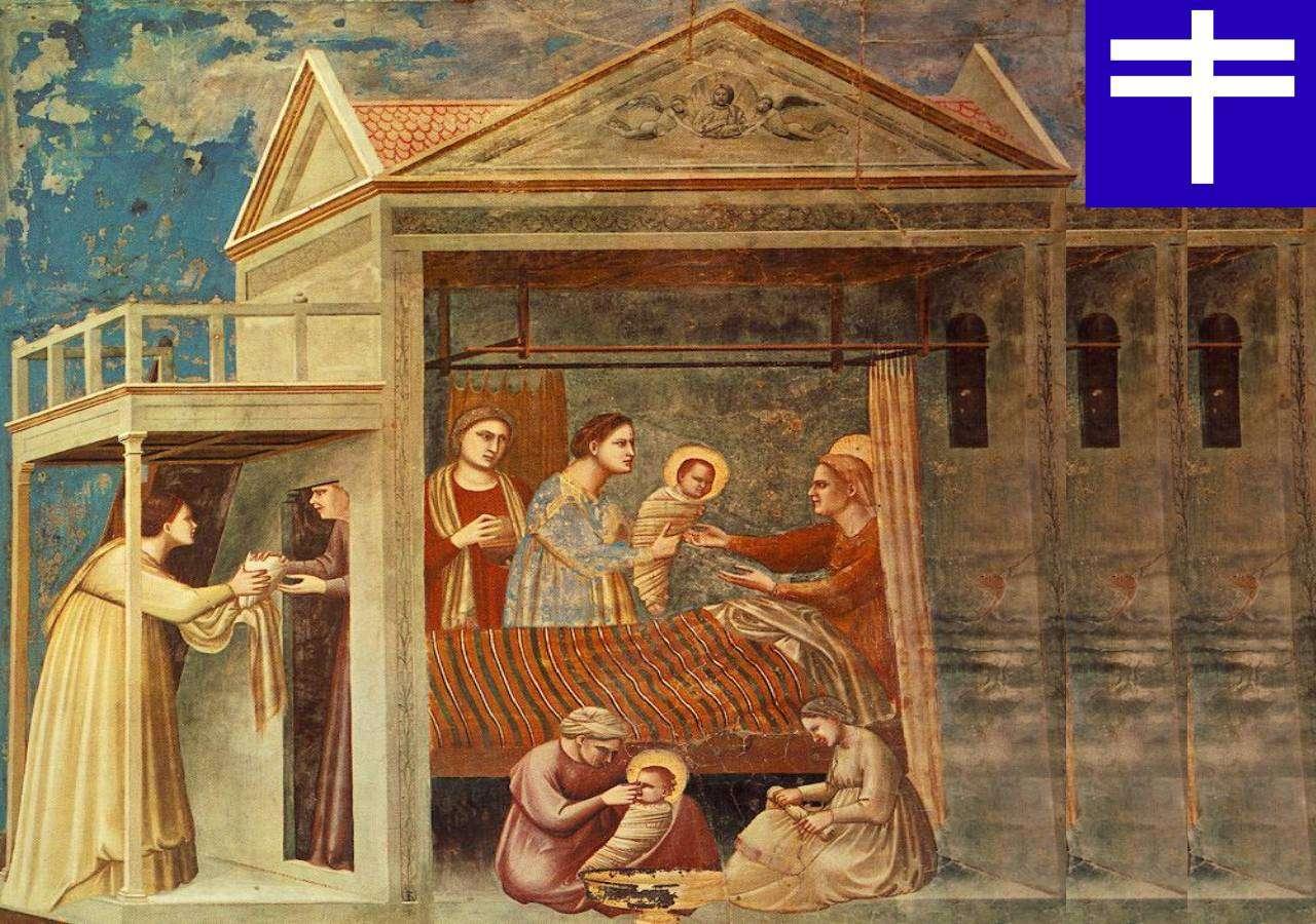 Nativity of the Blessed Virgin Mary (September 8.)