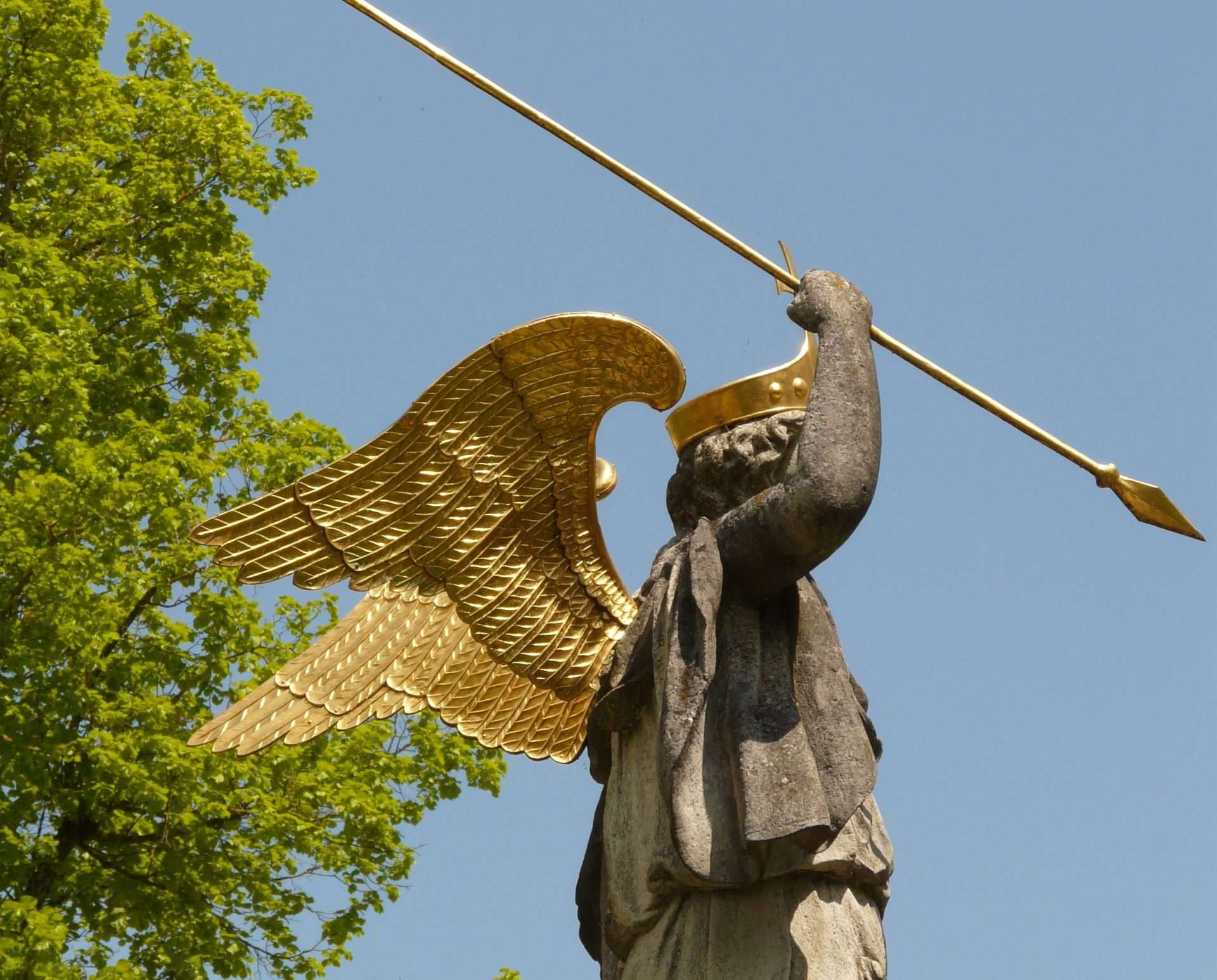 Did you know an Angel physically stabbed this Saint in the heart?