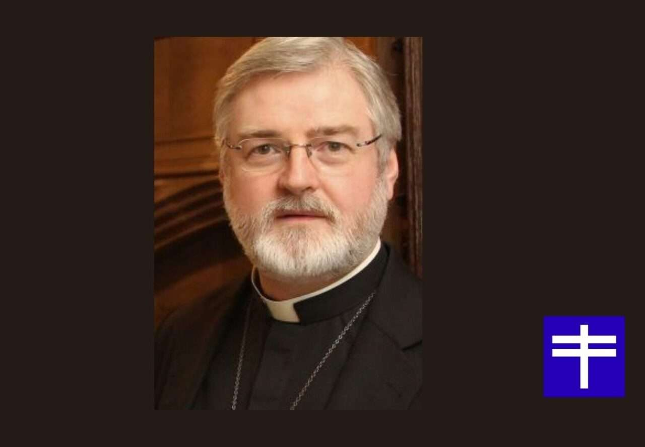 This Anglican Bishop has resigned his position to become a Catholic