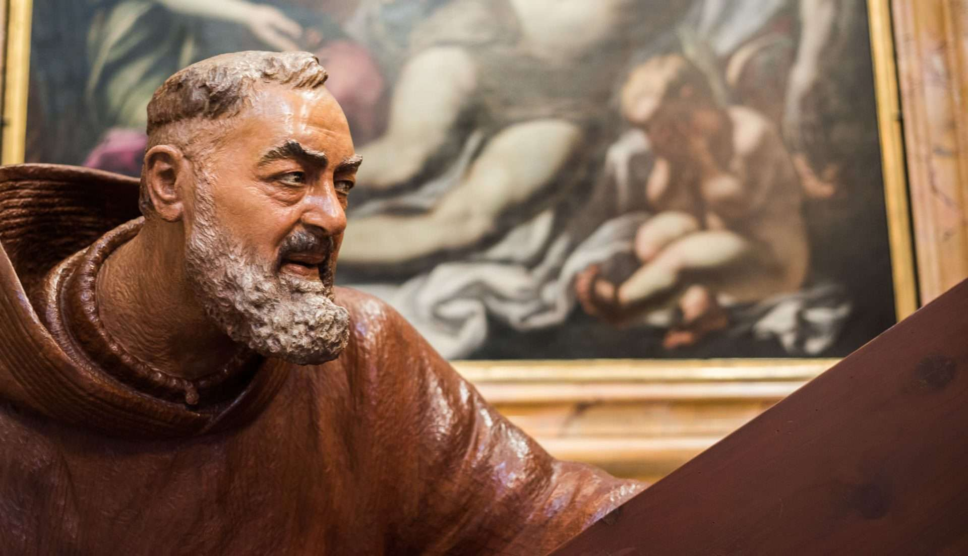 He was shot dead but raised to life by St Pio shares his vision of Heaven