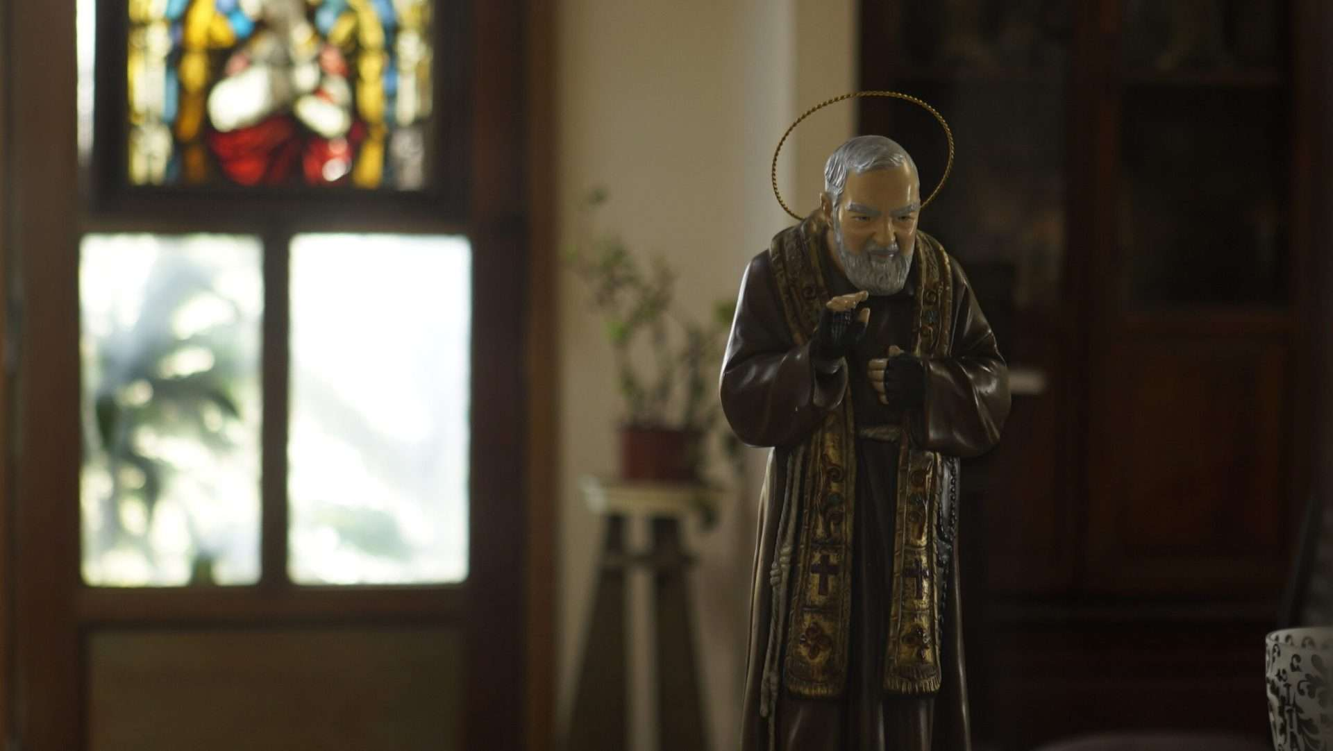 Did you know Padre Pio was nearly killed by the devil but Mary saved him?