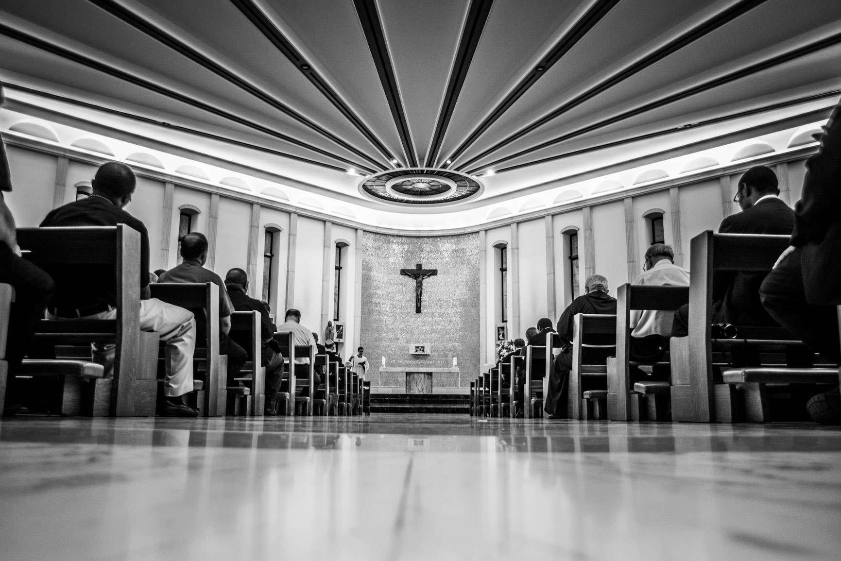 Why do Catholics call it the Mass?