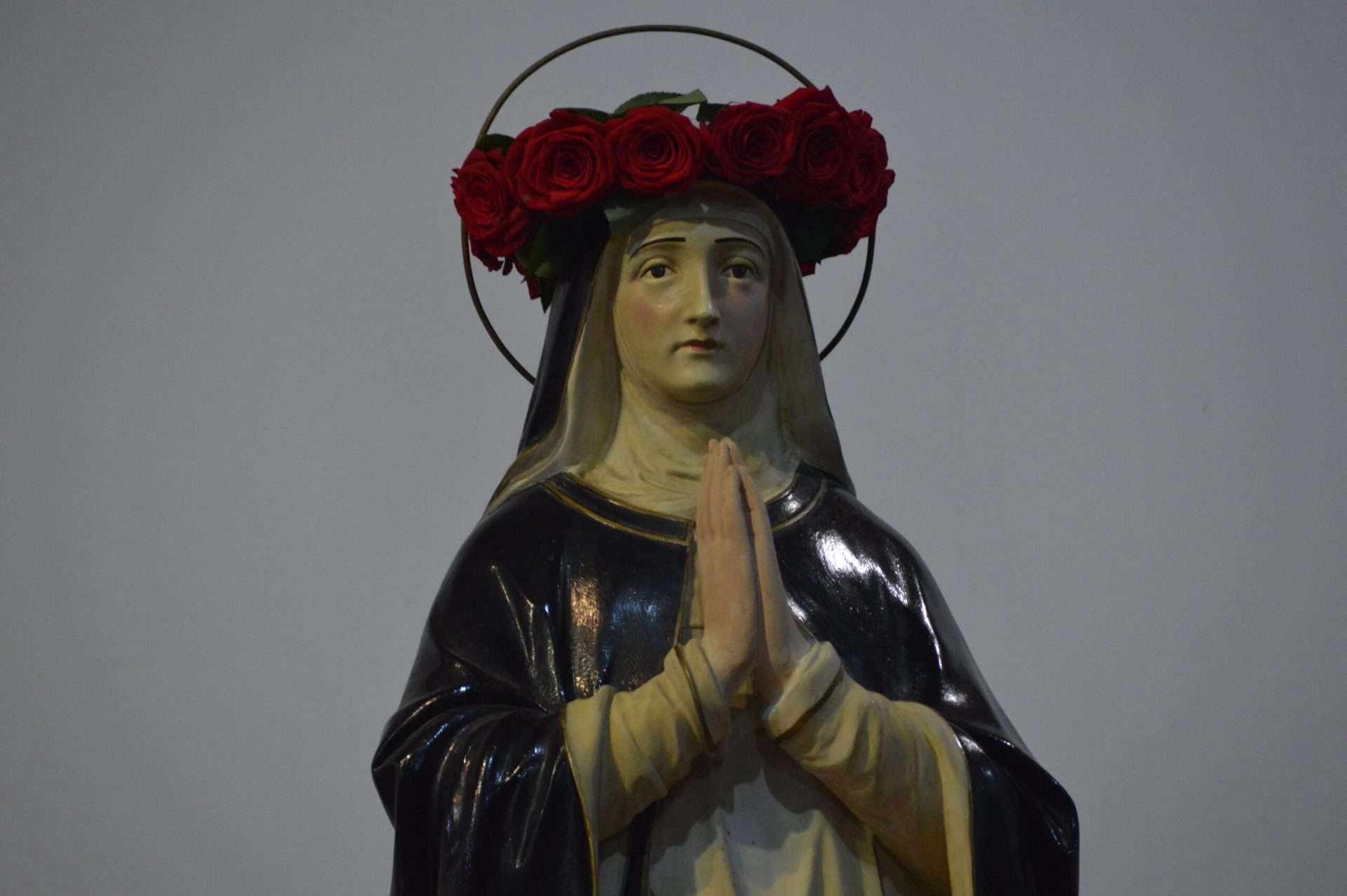 If you are an Exhausted mother say this prayer for strength to St Rose