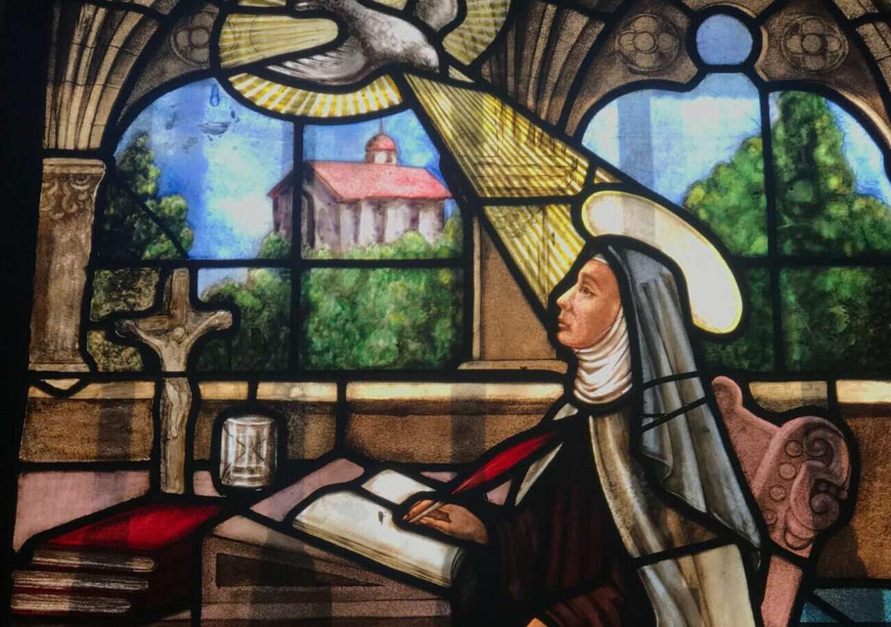 Saint Thérèse wrote this poem to her Guardian Angel